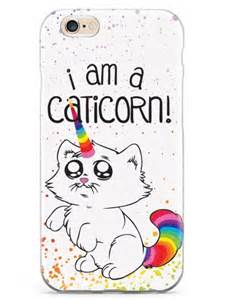 Unicorn For Iphone 6s i am a caticorn cat unicorn for iphone 6 6s inspired cases