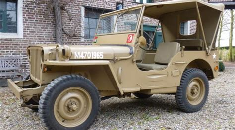 Willys Mb Jeep Jeep Willys Mb Mecanic Imports