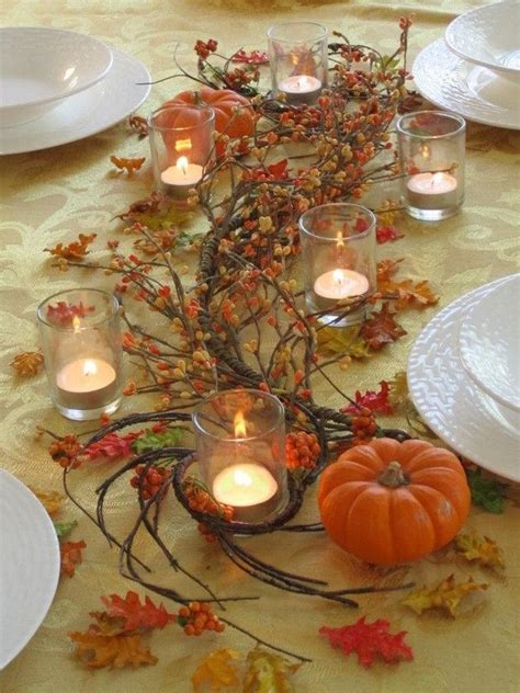 simple inexpensive fall table decorations best 25 fall table centerpieces ideas on fall