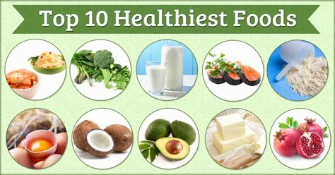 top 10 foods for best health n fashion
