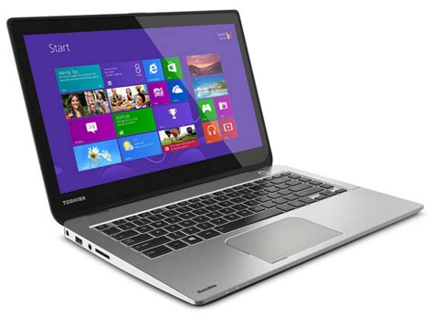 Harga Toshiba Ultrabook E45t A4300 Touchscreen toshiba announces new 14 inch and 15 inch ultrathin