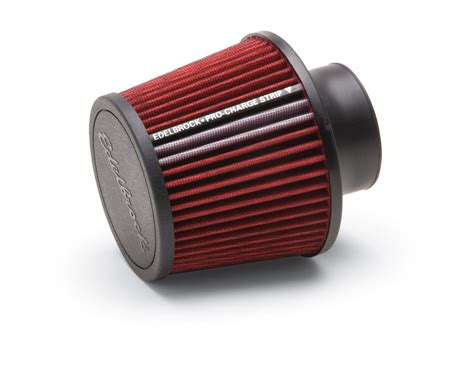 edelbrock 43651 pro flo air filter cone 30 95 buy