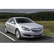Vauxhall Insignia Review