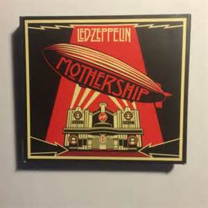 Mothership 2cd 1dvd led zeppelin remasters for sale classifieds