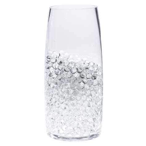 Clear Vase Fillers by 1 Pound Bag Clear Water Pearls Vase Filler