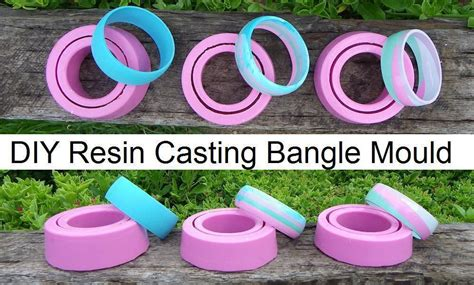 make your own rubber st diy resin bangle mould 183 how to make a resin