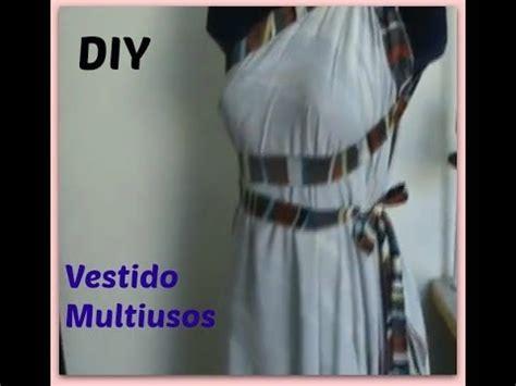 como hacer un chongo facil y rapido youtube como hacer un vestido multiusos facil y rapido diy how to