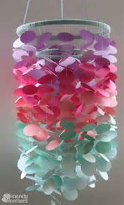 Craft Projects Diy Paint Chip Mobile Crafts And Projects By Diy Ready At