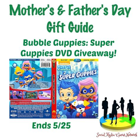 Dvd Giveaway - the bubble guppies super guppies dvd giveaway mumblebee inc