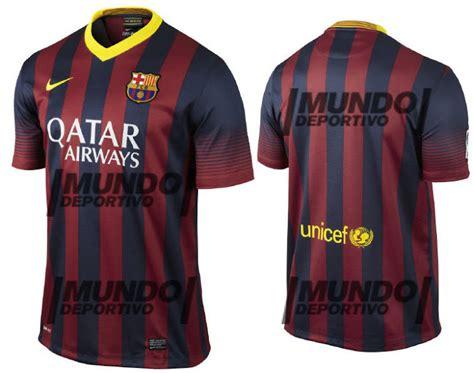 Barcelona Home 13 14 la camiseta oficial barcelona 2013 2014 taringa