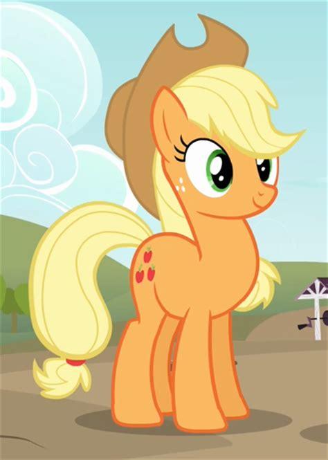 imagenes de apple jack de my little pony applejack my little pony la magia de la amistad wiki