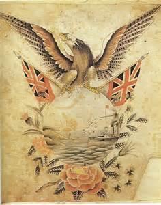 tattoo history george burchett cloak and dagger tattoo