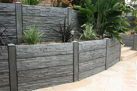 decorative concrete walls retaining walls decorative walls panetta concrete