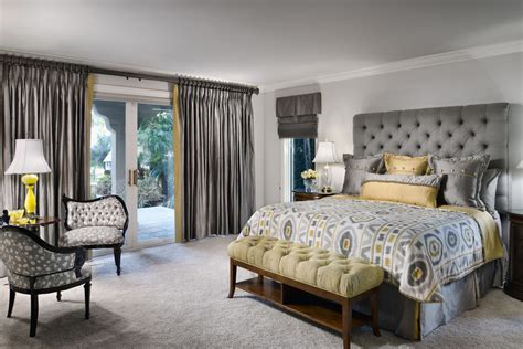 bedroom photo shoots glamorous grey bedding vogue san diego contemporary