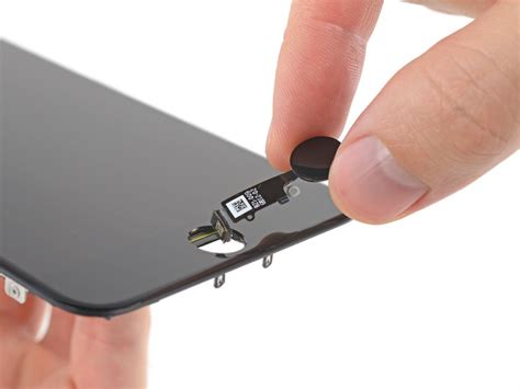 sorry folks iphone 7 home buttons aren t user replaceable ifixit