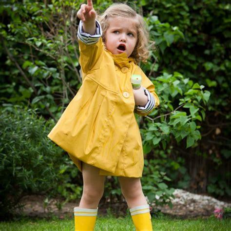 Yellow Raincoat Girl Meme - the gallery for gt kids raincoat