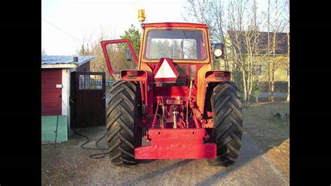 new volvo tractor volvo 2250 tractor youtube
