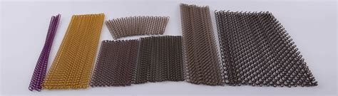 coil curtain metal curtain for room divider and window curtains
