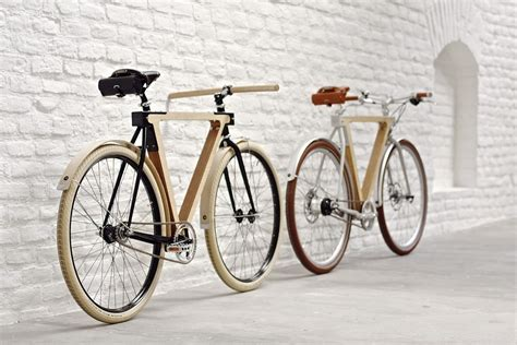 Handmade Bicycle - wood b handmade wooden bike by bsg bikes moco vote