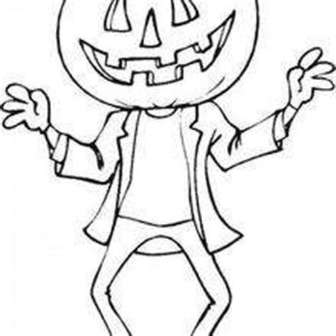 pumpkin man coloring page scarecrow in pumpkin patch coloring pages hellokids com