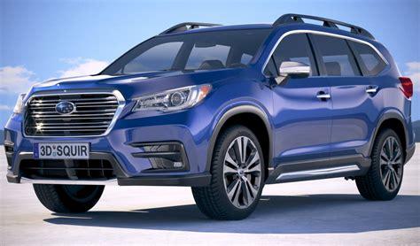 Subaru Ascent 2020 by 2020 Subaru Ascent Exterior 2020subarucars