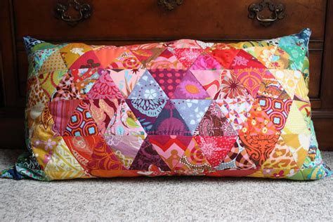 Patchwork Pillowcase Pattern - patchwork prism pillow