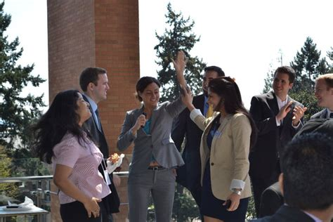 Uw Bothell Mba Consulting by 1st Annual Pacific Northwest Competition Foster