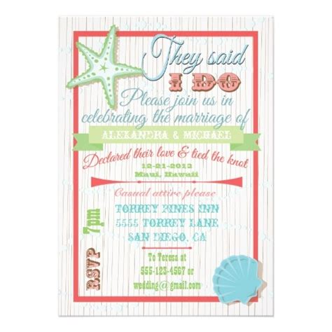 9 best post reception invitations images on elopement reception reception ideas and
