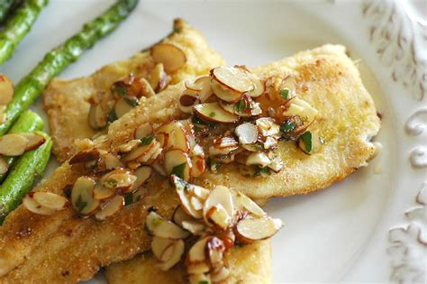 trout amandine savoring time in the kitchen rainbow trout amandine with