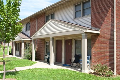 Indianapolis Housing Authority by Bloomington Housing Authority Housing