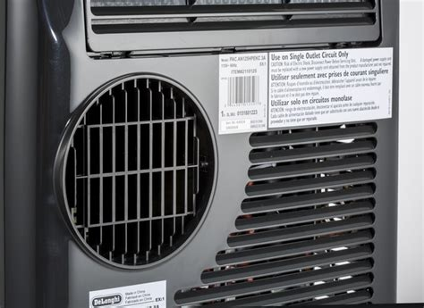 DeLonghi PACAN125HPEKC (Costco exclusive) Air Conditioner   Consumer Reports