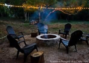Homemade Backyard Fire Pit » Simple Home Design