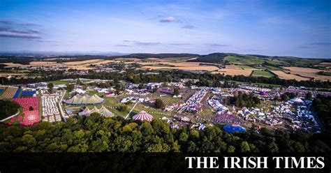 irish sunday times business section electric picnic announces new hazel wood section