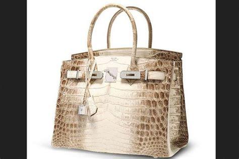 Tas Hermes Birkin Himalaya Fashion kenapa tas hermes himalayan dibanderol seharga rumah