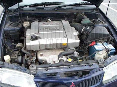 mitsubishi gdi engine document moved