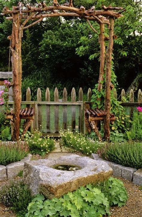 Arbor Gardens by Rustic Arbor Lovely Garden Vibrations