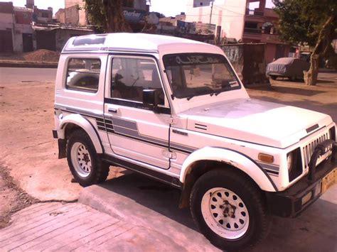 jeep price in pakistan used suzuki jeep price in pakistan