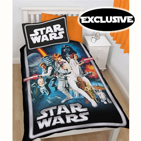 Bed Cover Set America Uk 120x200 wars duvet covers bedding bedroom new and official ebay