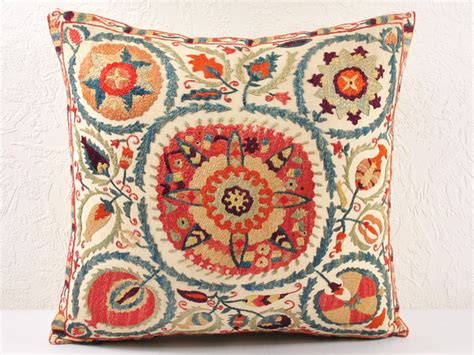 Where To Get Throw Pillows by Suzani Pillows Decorative Pillows Throw Pillows Suzani
