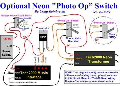 wiring diagram for neon light switch 36 wiring diagram