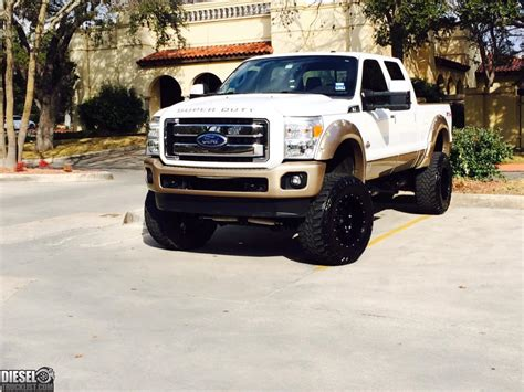 Black Ford F250 King Ranch Lifted   www.imgkid.com   The