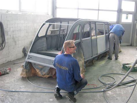 werkstatt reparatur 2cv werkstatt in bad bentheim reparaturen restaurierungen