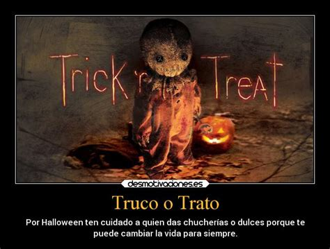 imagenes de halloween dulce o truco truco o trato desmotivaciones