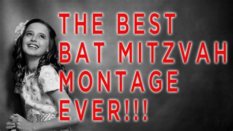 Top Bar Mitzvah Songs by The Best Bat Mitzvah Montage Of Best Song