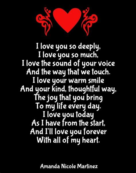 I L Quote by Why I You Poems For Quotes