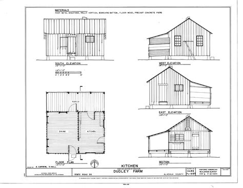 Plan Section Drawing by File Kitchen Elevations Floor Plan And Section Dudley