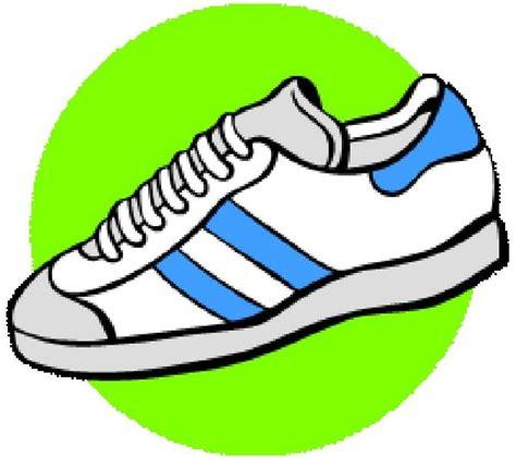 clip running shoes a running shoe clipart clipart best