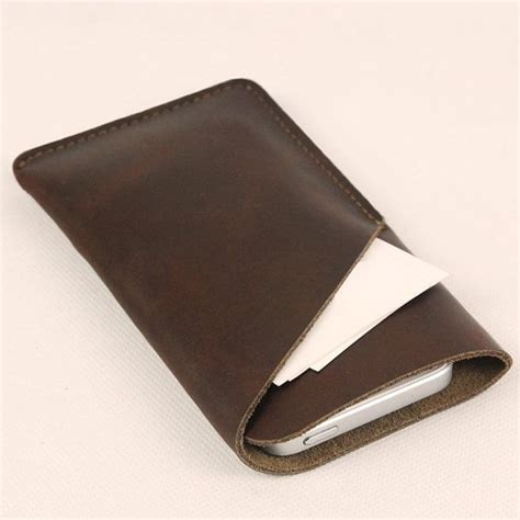 Leather Cover by 17 Best Ideas About Iphone Leather On
