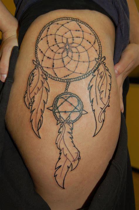 Dreamcatcher Tattoo By Yayzus On Deviantart Dreamcatcher Tattoos For Foot 3