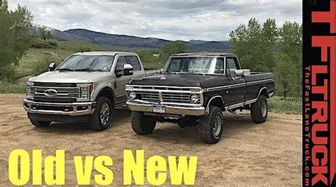 report   ford super duty high boy  road truck coming  fight  power wagon  fast